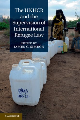 Download The UNHCR and the Supervision of International Refugee Law Pdf