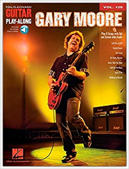 Guitar Play-Along Volume 139: Gary Moore. Partituras, CD para ...