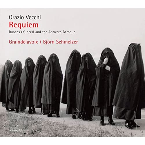 Vecchi: Requiem - Rubens's Funeral & The Antwerp Baroque