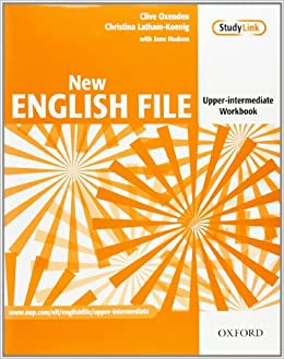 English file new edition upper intermediate workbook new english english file new edition upper intermediate workbook new english file amazon clive oxenden christina latham koenig christina latham koenig fandeluxe Images