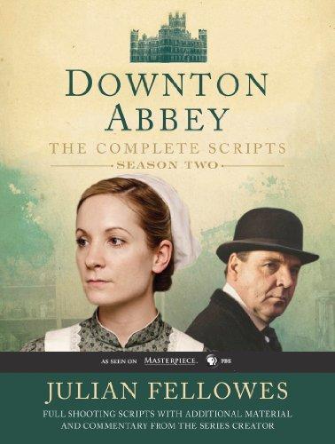 (Downton Abbey Script Book Season 2 )