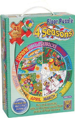 Four Seasons Floor Puzzle - 3