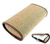 Go Bamboo Pillow Wood Woven Rattan Pillow Cotton Wool (Inside)