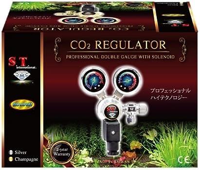 S.T. Professional CO2 Aquarium Regulator