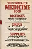 Complete Medicine Book, Consumer Guide Editors, 0671255010