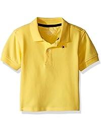 Baby Boys Short Sleeve Ivy Polo