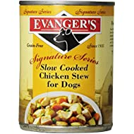 Evanger's Signature Series Slow Cooked Chicken Stew for Dogs