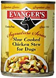 EVANGER'S, Slow Cooked Chicken Stew for Dogs, 12 pack, 12-Ounce Cans Review