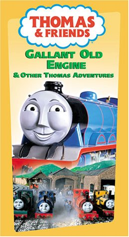 Thomas the Tank Locomotive & Friends - The Gallant Old Engine [VHS]