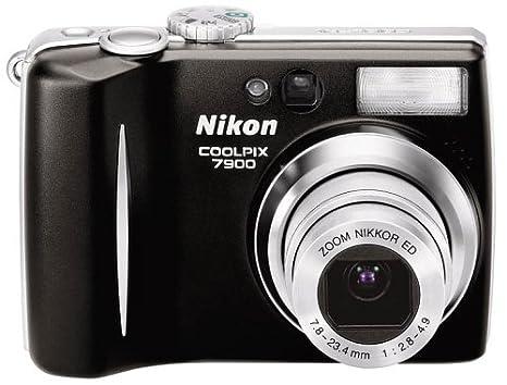 Review Nikon Coolpix 7900 7