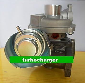 Turbocompresor GOWE para GT15 GT1544V 753420-5005S 0375J6 9663199280 Turbo turbocompresor para CITROEN C5 IDH 04-07 año 1.6L D 109HP DV6TED4 9HY Euro 3/4: ...