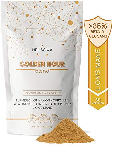 Organic Golden Milk Powder Turmeric