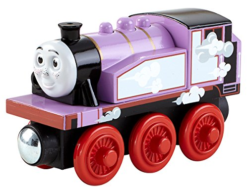 Fisher-Price Thomas & Friends Wooden Railway Set, Roll and Whistle Rosie