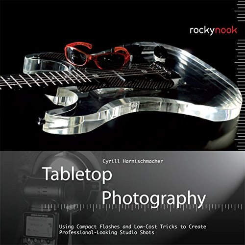 Imagine capturing stunning, professional-looking product shots without needing a studio filled with expensive equipment and large flash units. This book teaches all the steps for creating your own tabletop photography studio. Affordable compact fl...