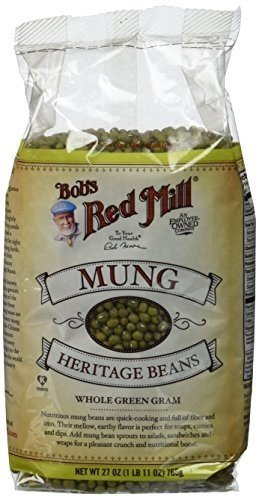 Mung Beans Green - Bob's Red Mill Mung Beans, 27 oz
