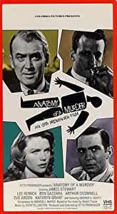 Anatomy of a Murder [VHS]