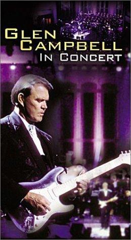 Glen Campbell - Glen Campbell In Concert - Zortam Music