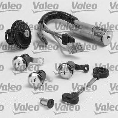 Valeo Service 252526 Set Column with Door Lock