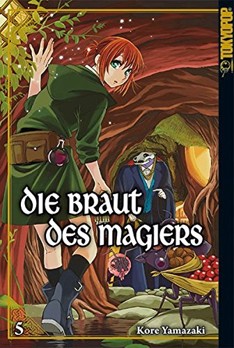 Die Braut des Magiers 05 Taschenbuch – 13. Oktober 2016 Kore Yamazaki TOKYOPOP 3842025297 Manga