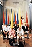 img - for Marina Abramovic (English and Italian Edition) book / textbook / text book