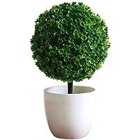 Haihuic Árboles de Bola de arbustos de Topiary
