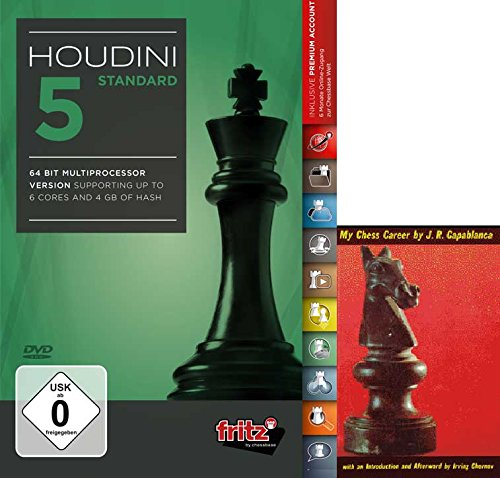 Houdini Standard Playing Software Program product image