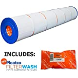 Pleatco Cartridge Filter PCST120 Coast Spas Top load (in-line) 135 Waterway Plastics 817-0147 w/ 1x Filter Wash