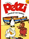 Petzi, Tome 1 : Petzi construit son bateau par Carla Hansen