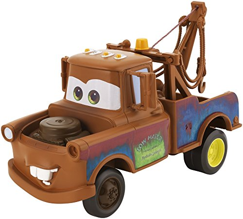 Disney Pixar Cars Tow Truckin' Mater Vehicle -