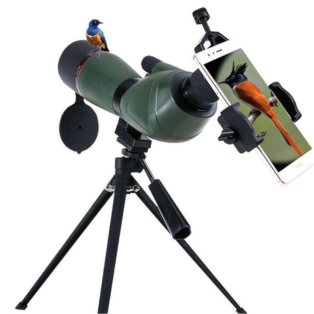 新発売の ハイキング、野生動物の狩猟、バードウォッチング屋外ため単眼望遠鏡ポータブル防水スポッティング スコープ、BAK7 プリズム、FMC の完全なブロード バンド バンド B07PM62HQ7 コーティングが、 60mm B07PM62HQ7, 駒ヶ根市:0c145ffb --- vanhavertotgracht.nl