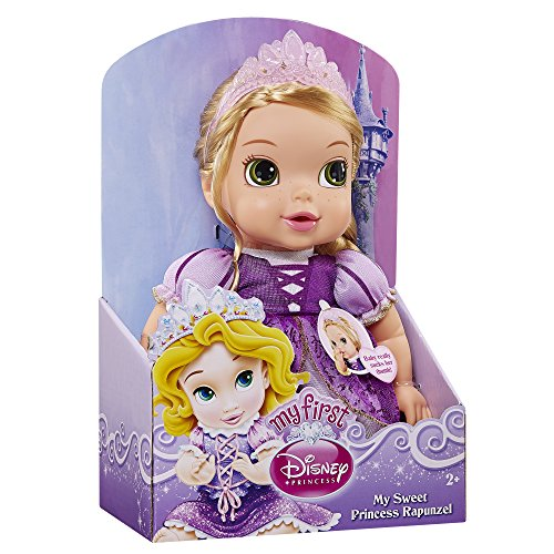 disney princess deluxe baby rapunzel doll toy in the uae