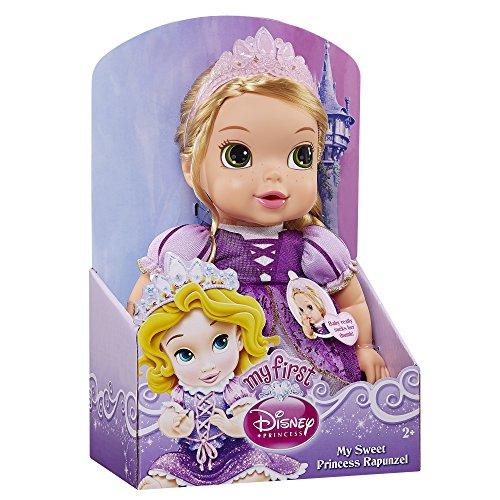 Disney Princess Deluxe Baby Rapunzel Doll Buy Online In