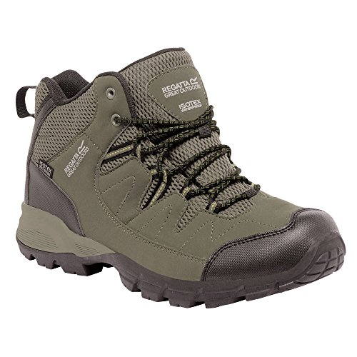 Outdoors Great Boots Ash Regatta Holcombe Waterproof Mid Walking Red Mens Rio x70w01