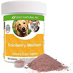 Amazing Cranberry For Dogs Pet Antioxidant