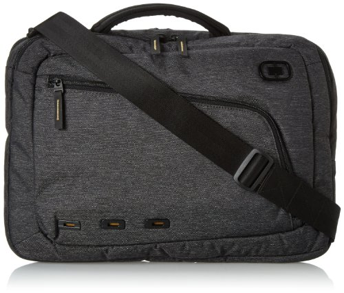 OGIO International Newt Slim Case Laptop Backpack, Dark Static