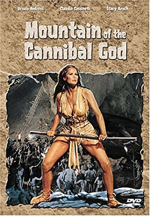 SLAVE OF THE CANNIBAL GOD Movie Poster Horror Mountain rare