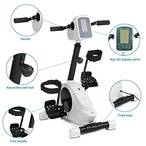 Exercise Bike For Disabled: Recumbent Bikes For Seniors Stroke Rehab Electric Bicycle