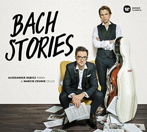 Aleksander Debicz & Marcin Zdunik - Bach Stories (2017) [WEB FLAC] Download