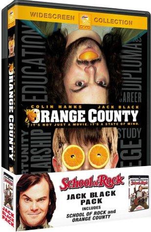 Jack Black Pack (School of Rock/Orange County - Widescreen)