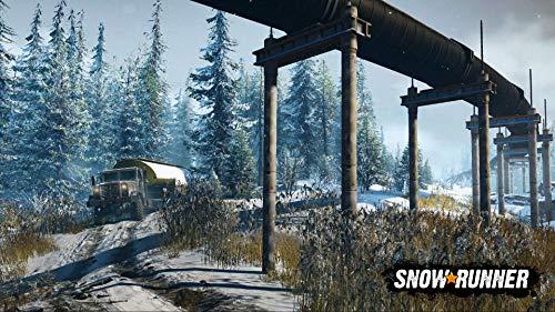 Snowrunner - PlayStation 4 3