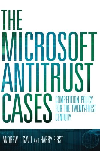antitrust law and the microsoft crisis Ten years later, the microsoft antitrust case remains an important consideration with respect to antitrust law in the new economy ¶5 the remainder of this paper will identify dominant theories of antitrust analysis in.