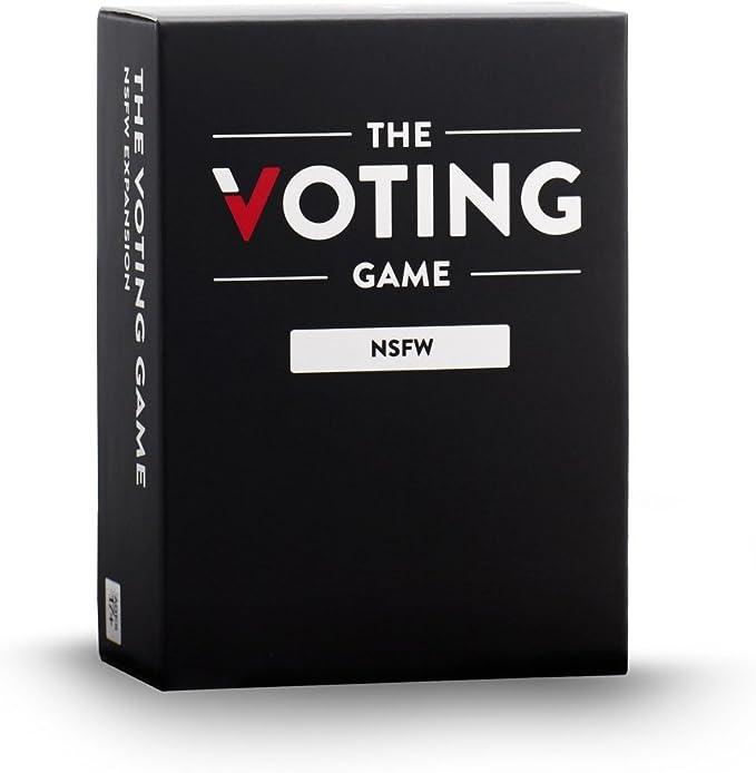 The Voting Game - NSFW Expansion: Amazon.es: Juguetes y juegos