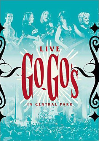 The Go-Go's - Live in Central Park