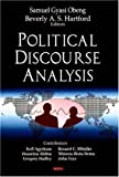 Political Discourse Analysis, Beverly Hartford, 1604560495