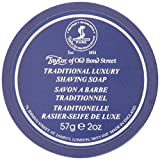 Taylor of Old Bond Street Traditional Luxury Shaving Soap in Travel Bowl