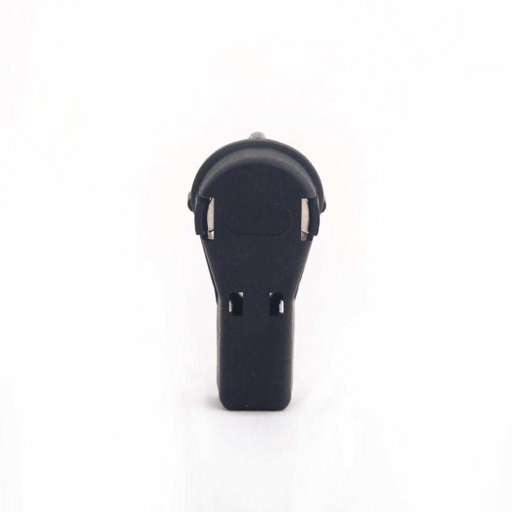 KKMOON Autoradio-Antennenadapter ISO -Anschluss m/ännlich