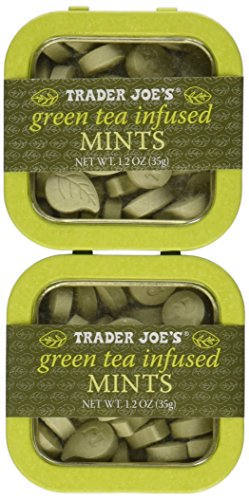 Trader Joes Green Mints Pack