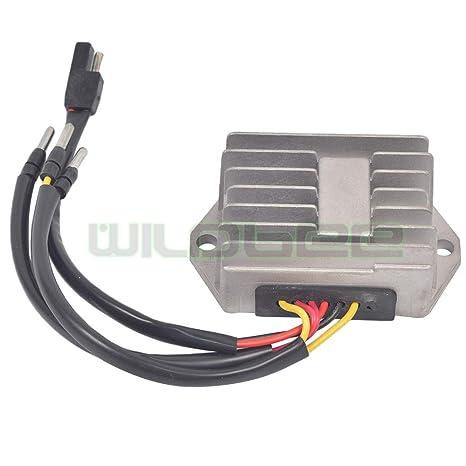 1100 1994-1996 Sport IE 1100 1996-1999 WildBee Rectifier Regulator Voltage for Moto Guzzi Sport KE Sport Corsa 1100 1998-1999