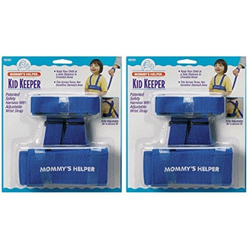 """Price comparison product image Mommy's Helper - Kid Keeper,  Adjustable for Chest Sizes 14"""" to 255"""" (2-Pack)"""