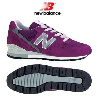 60f3050f7056e [ニューバランス] New Balance 996 パープル usa M996 PU パープル(PU) 26.5cm